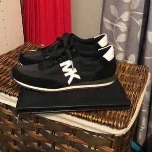 Michael Kors tennis shoes.